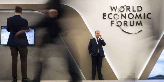 О криптовалютах впервые заговорили на всемирном экономическом форуме