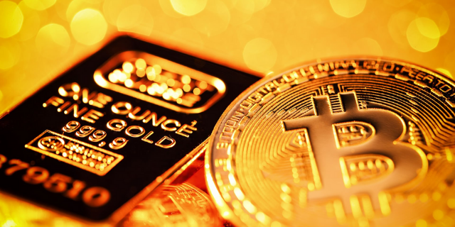 Bitcoin overtakes Gold in USA