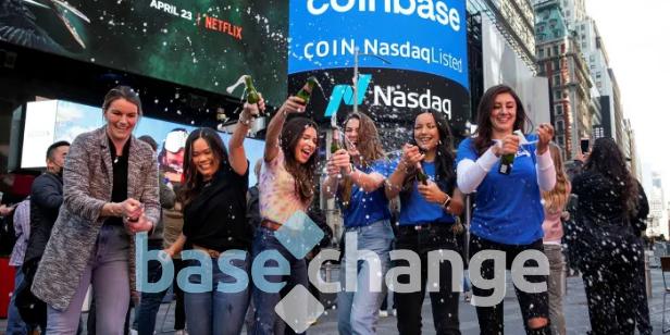 Историческое событие для криптовалют: Coinbase стала публичной компанией