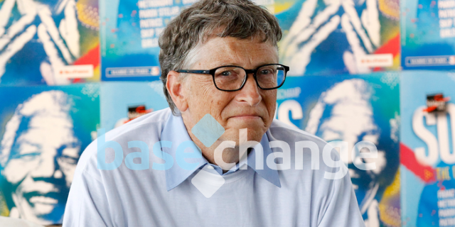 "Bill Gates ""Without crypto the world would be better"""